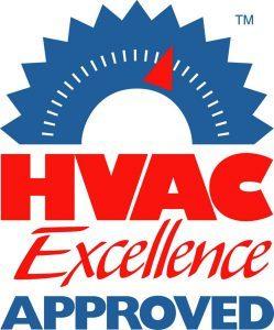 HVACX Approved logo