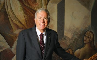 Campus to Host Retirement Reception for Dr. Steven Gamble
