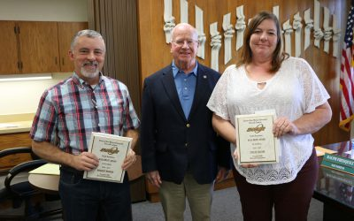 Instructors Receive Kosa Awards