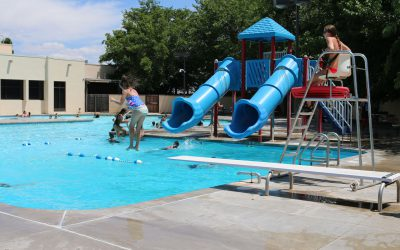 Swimming Pool to Open May 27