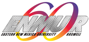 ENMU-Roswell 60th Anniversary Logo