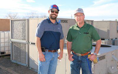 Rhoads Plumbing Donates Equipment to ENMU-Roswell