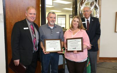 Instructors Chosen for National Honor