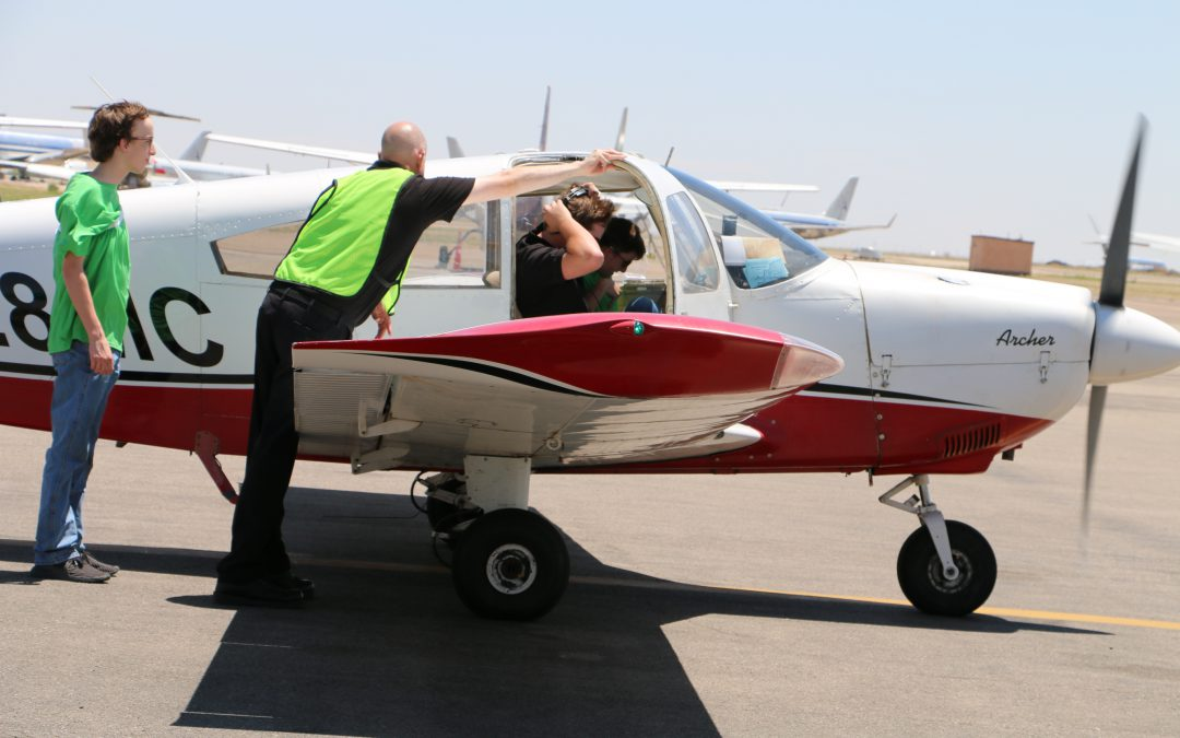 ENMU-Roswell Hosts Aviation Camp