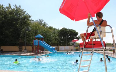 Swimming Pool to Open May 25