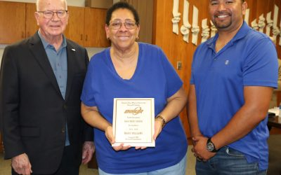 Instructors Receive Kosa Merit Awards