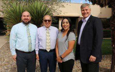 Roswell Hispano Chamber Awards Scholarship