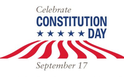 Campus to Celebrate Constitution Day Sept. 17