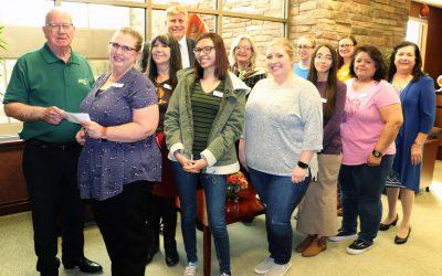 Foundation Recognizes Nursing Program