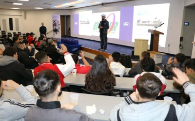 Krumland Auto Group Presents Career Opportunities to Auto Tech Students