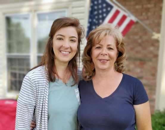 Success Story: Wendy Northcutt & Kayla Vitt-Mother and Daughter