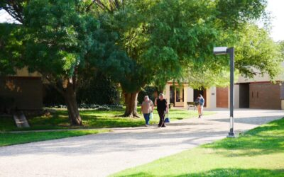 Higher Ed Bond C to Enhance Campus Safety and Security