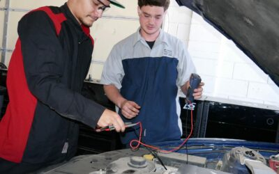 Automotive Technology Students Earn Toyota and Ford Certifications